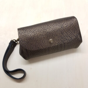 pochette cuir maroquinerie famethic